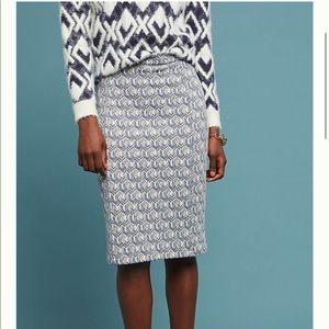 NWT Anthropologie pencil skirt